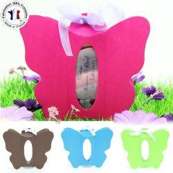 Boîte dragée carton Papillon