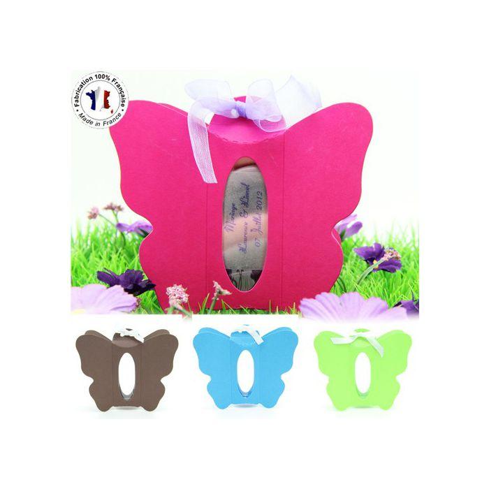 bo te drag e carton papillon x6 made in france. Black Bedroom Furniture Sets. Home Design Ideas