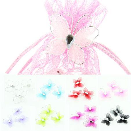 Mini Papillon de décoration (les 10)