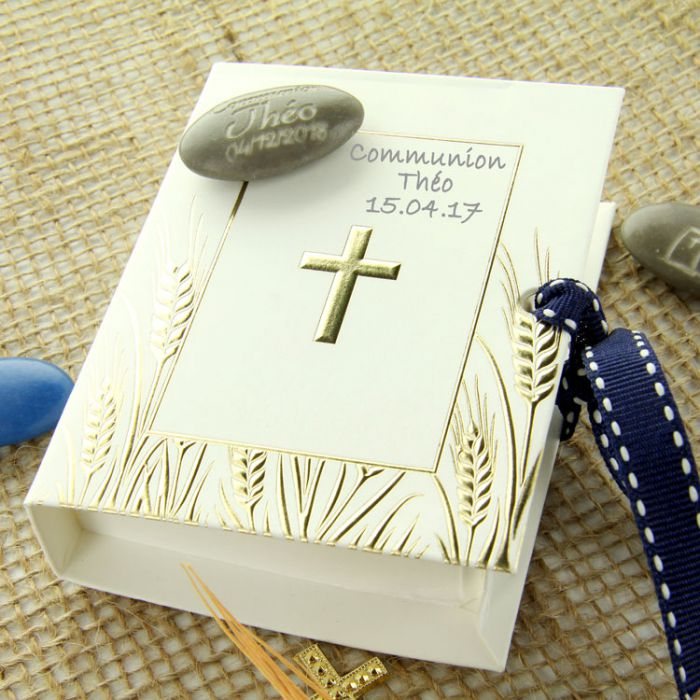 10 boite drag es communion livre bible contenant fille ou gar on. Black Bedroom Furniture Sets. Home Design Ideas