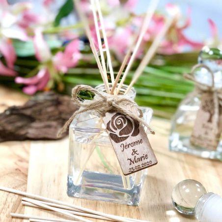 Diffuseur parfum d'ambiance personnalisé 80ml (12psc)