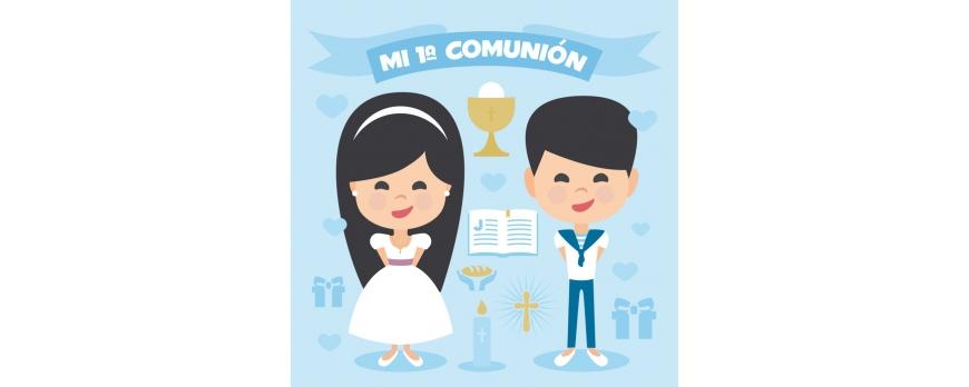 Des cartes de remerciement pour une communion sacrée !